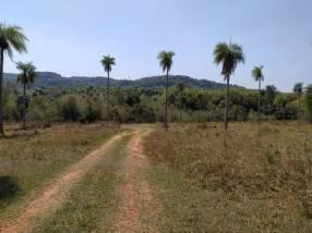 Terreno en esquina Piribebuy dentro de la urbanización Paraíso Escondido II