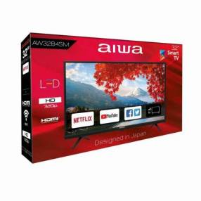 Smart TV Aiwa de 32 pulgadas