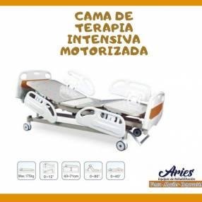 Alquiler de camas hospitalarias motorizada y manual
