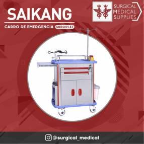 Carro de emergencias modelo SKR051- ET