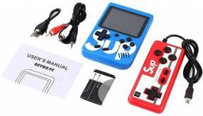 Mini Consola SUP Portátil Retro 400 Juegos