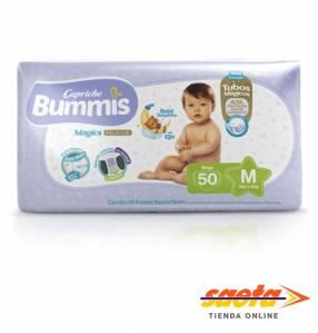 Pañal Capricho Bummis Magics Mega M 50 unidades