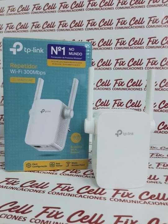 Expansor amplificador de señal wifi portátil TP Link - 0