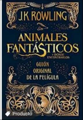Libros Animales Fantásticos