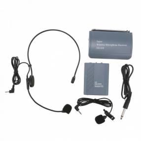 Micrófono sistema inalámbrico