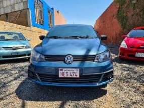 Volkswagen Nuevo Gol Trendline Hatch 2019 motor 1600 naftero flex mecánico