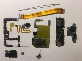 Huawei P30 Lite desarmado