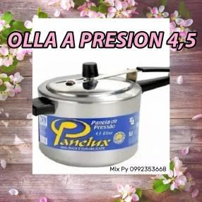 Olla a presión Panux 4,5 litros