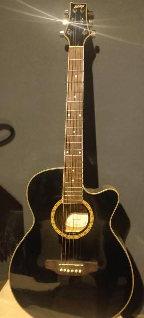 Guitarra Electroacústica Ashton