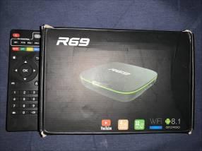 Tv Samsung 32 pulgadas full HD con tv box