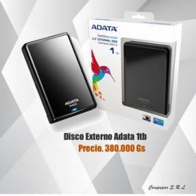 Disco Duro Externo Adata 1 TB
