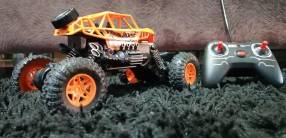 Racing vehicle off road extreme a control