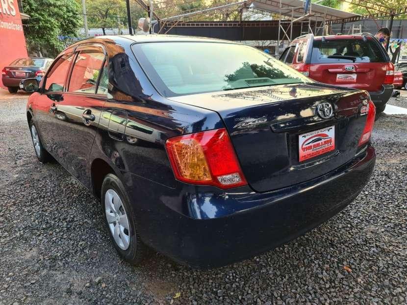 Toyota Axio 2007 - 3