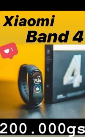 Smartwatch Xiaomi band4