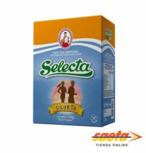 Yerba mate Compuesta Selecta Silueta 250 gramos