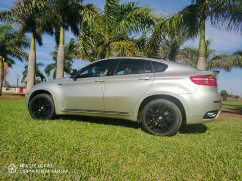 BMW X6 2009 motor 3.5i naftero automático - 2