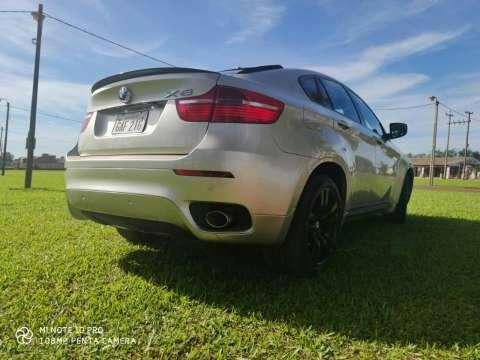 BMW X6 2009 motor 3.5i naftero automático - 5