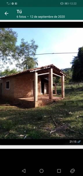 Terreno de 8 hectáreas en Caacupé Ytumi