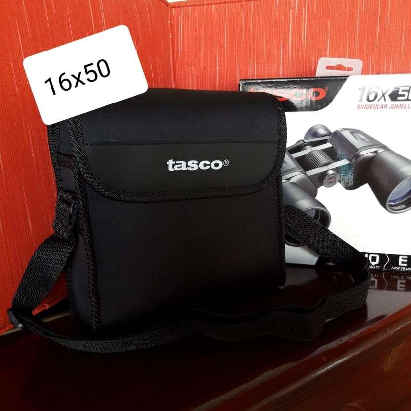 Binoculares Tasco 16x50 - 3