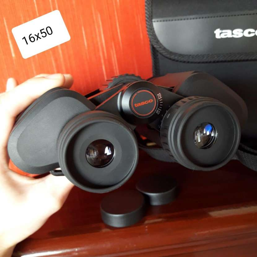 Binoculares Tasco 16x50 - 4