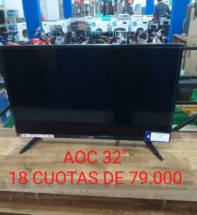Televisor Básico Led AOC 32
