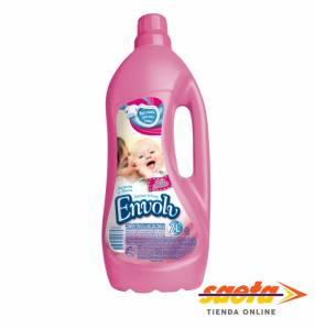 Suavizante Envolv Beijo Roubado rosa 2 litros