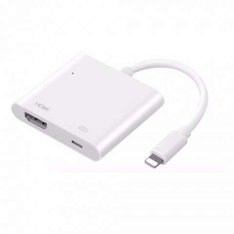 Conversor iPhone A HDMI + carga - 1
