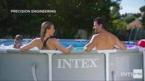 Piscinas Intex de 16.807 litros