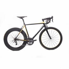 Bicicleta Lamborghini aro 700 carbono