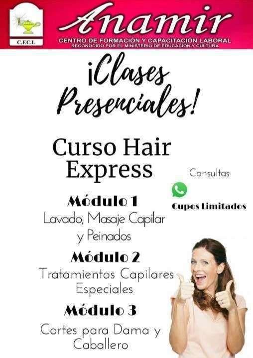 Cursos presenciales de peluquería - 1