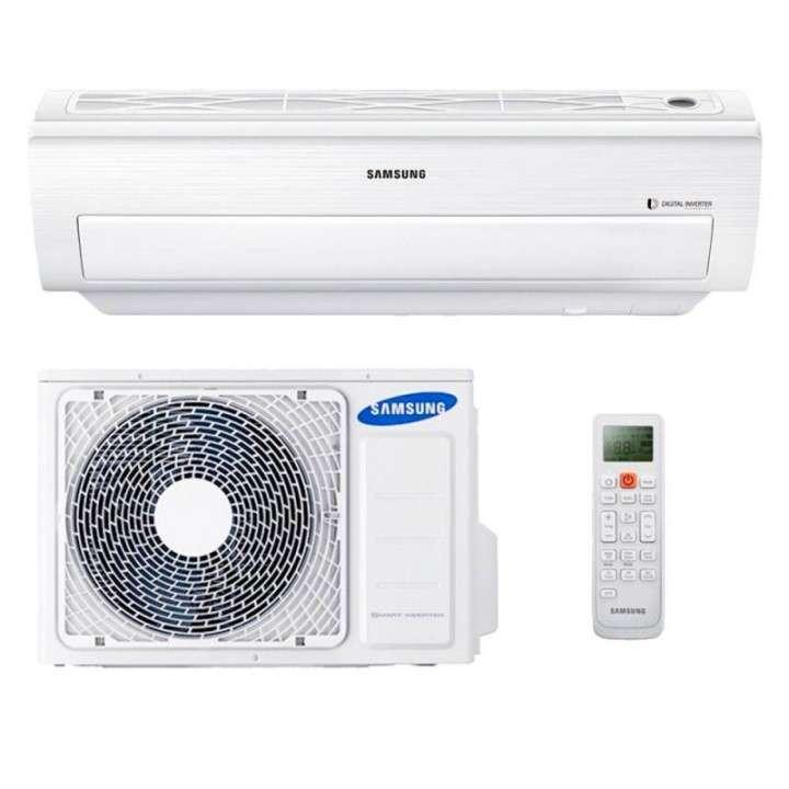 Aire acondicionado Samsung de 24.000 BTU F/C - 1