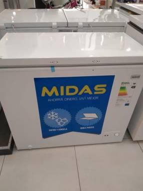 Congelador Midas 252 lts