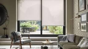 Provisión y colocación de cortinas