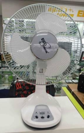 Ventilador recargable Ecopower EP-102