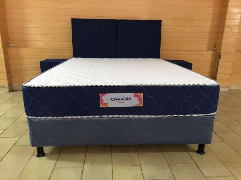 Sommier 160x200 pillow - 0
