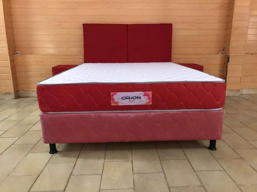 Sommier 160x200 pillow - 1