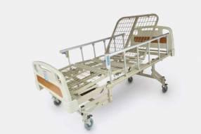 Alquiler Cama de 5 mov motorizada con colchón de cuerina