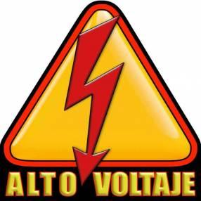 Paquete de 10 señales de Alto Voltaje