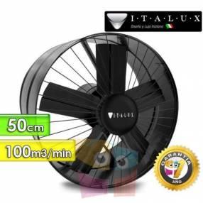 Extractor y ventilador de aire 50 cm Italux