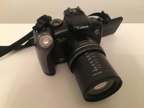 Cámara Canon powershot sx10 pantalla móvil