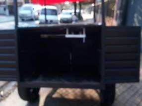 Carro panchero con tira trailer