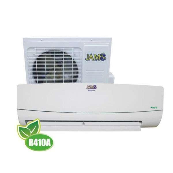 Aire acondicionado split Jam 12.000 btu gas ecológico - 0