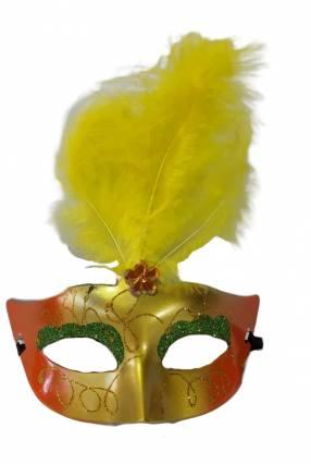 Mascara de carnaval 1418-21