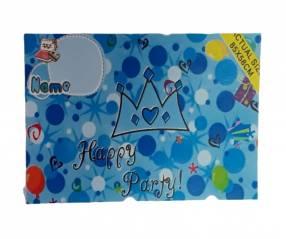 Cartel de pared Party Favors 6137-8