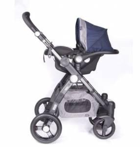 Carrito moisés con bebé confort 131