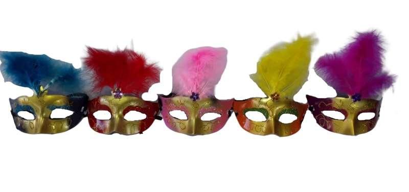 Mascara de carnaval 1418-21 - 4