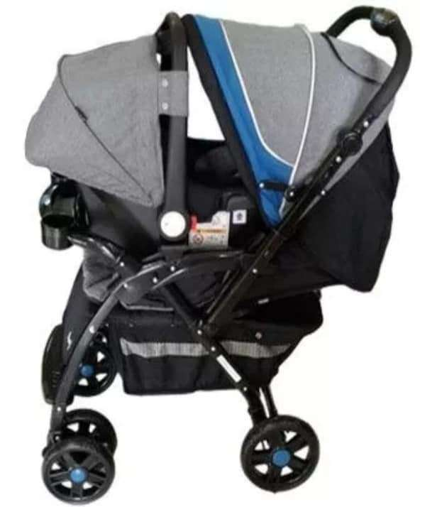 Carrito de Bebe Ebaby 1092 - 1