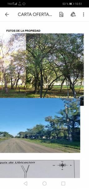 Terreno de 5 hectáreas en Paraguarí