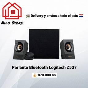 Parlante logitech Z537 bluetooth