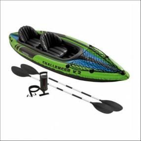 Kayak inflable Intex Challenger K2